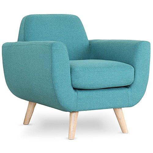 fauteuil design pas cher style scandinave