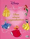 Buch Disney Prinzessinen auf SCHWEDISCH, Märchenbuch Den Stora Sagoskatten