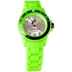booRah® Bez BZL3G Lime Green Watch