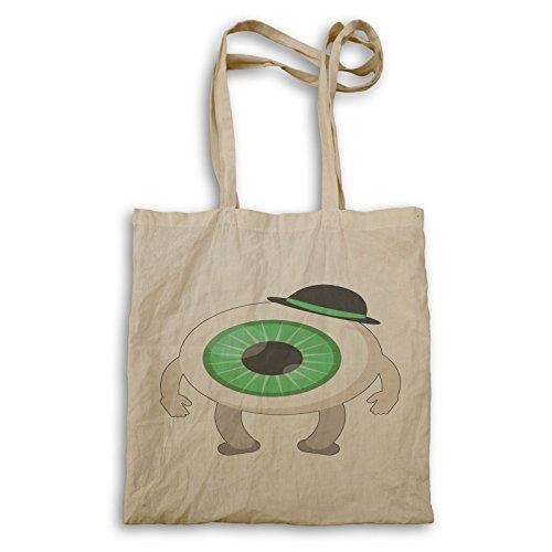 Beängstigend Halloween Auge Tragetasche q152r