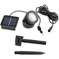 I8Q Premium impermeabile 6LED Solar Powered Spotlight