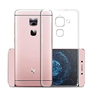 ZYNK CASE TRANSPARENT BACK COVER FOR LEECO PRO 3