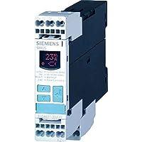 Siemens sirius - Rele vigilancia tensión 22,5mm 1a 50a 300v conexion resorte