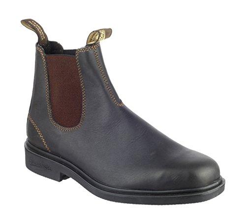 Blundstone 062 dress/boot/stoutbrown, Größen:42 (11 Schuhe Damen Formal Größe Dress)