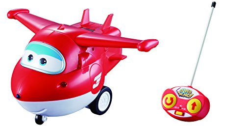 Auldeytoys YW710710 - Remote Control Jett, Spielzeugfigur, rot