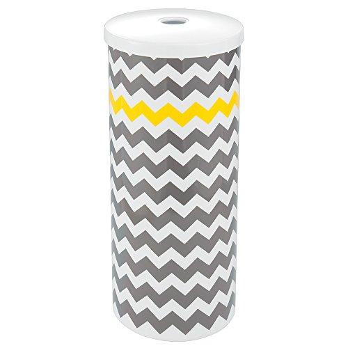 interdesign-una-porta-rotoli-di-carta-igientica-motivo-chevron-colore-grigio-giallo