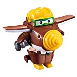 Super Wings - Todd, figura transformable Super Wings - 6,5 x 5,5 x 5,5 cm (ColorBaby 85215)