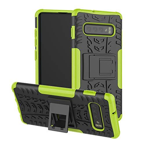 Das beste Zubehör für Samsung Galaxy S10 Plus !!! Beisoug 6,4-Zoll-Hybrid-Rugged-Hartgummi-PC-Ständer (Generation 5. Ipod-wasser-fall)