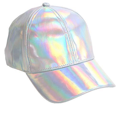 Mesky EU Back to The Future Gorra Beisbol de Marty Mcfly Hat Rainbow Regreso al...