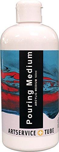 Artservice-Tube I Pouring Medium Tube Acryltechnik I 500ml Flasche