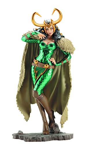 Marvel Comics MK199 Lady Loki Bishoujo statua