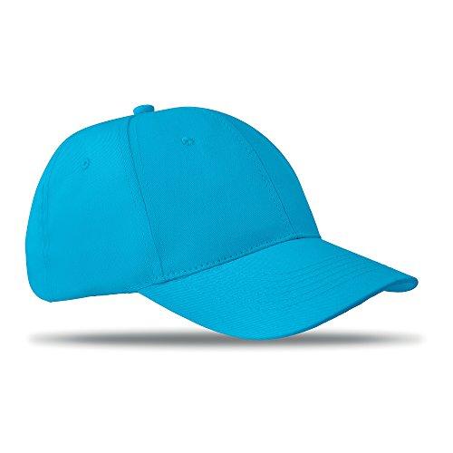 6-panel-structured-cap-velcro-closure-100-cott-turquoise
