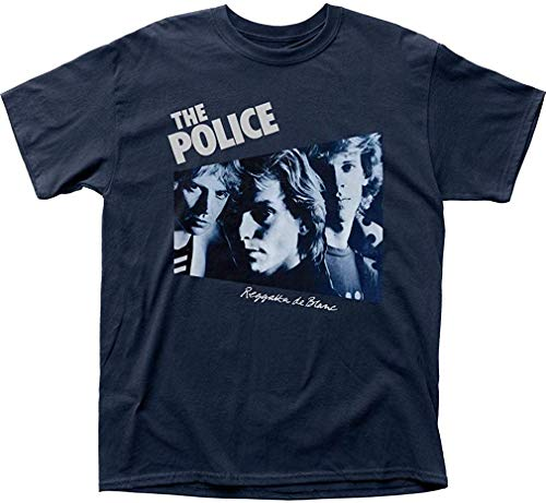 The Police Reggatta De Blanc T-Shirt