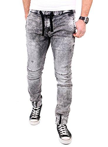 VSCT Clubwear Homme Jeans / Antifit Nash Noir