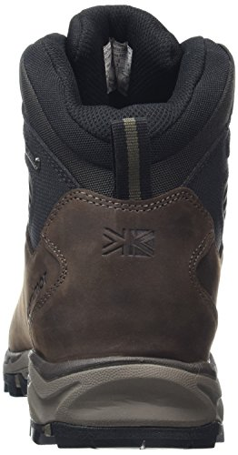Karrimor Ksb Cheetah Ch Weathertite, Chaussures de Randonnée Hautes Homme Marron (Dark Brown)
