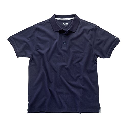 Gill Polo Shirt - Navy Dark Navy