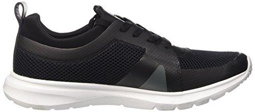 Pantone Kilimanjaro, Low-Top Chaussures mixte adulte Noir (Phantom 19-4205 Tpx_99)