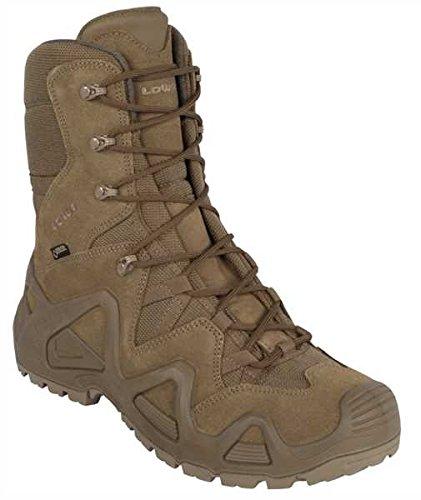 Zapatillas de senderismo de Lowa Zephyr GTX HI TF Coyote OP (46)