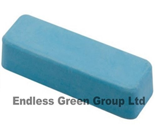 41YwhoqfTNL - Bolpol - Blue - Smurf Poo - Metal polishing Abrasive Compound bar - Ideal for Sharpening Stainless Steel & high Carbon…