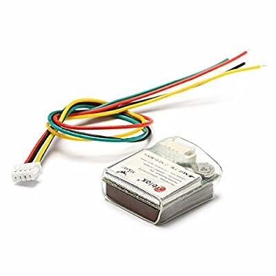 LaDicha 7M/8M Ublox M8N GPS Module for APM Pixhawk CC3D Naze32 F3 Flight Control for RC Drone