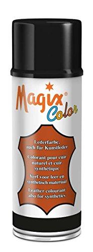 Magix Lederfarbspray/Lederfarbe 180 ml - SCHWARZ/BLACK