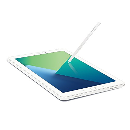 Samsung Galaxy Tab A SM-P580NZWAXAR Tablet (16GB, 10.1 Inches, WI-FI) White, 3GB RAM Price in India