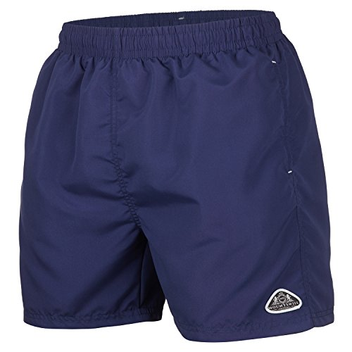 Mount Swiss Herren MS Badeshort, 5013, Navy.Blue.1, Gr. S