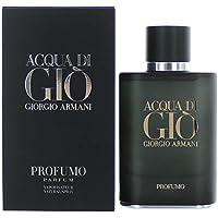 Giorgio Armani Aqua Di Gio, Agua de perfume para hombres - 75 ml.