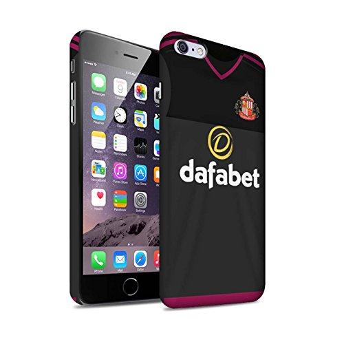 Officiel Sunderland AFC Coque / Clipser Matte Etui pour Apple iPhone 6S+/Plus / Pack 24pcs Design / SAFC Maillot Extérieur 15/16 Collection Gardien But