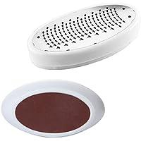 SpringPear® 1x Oval Egg für die Pflege der Füße Fußpflege Gesundheitsversorgung preisvergleich bei billige-tabletten.eu