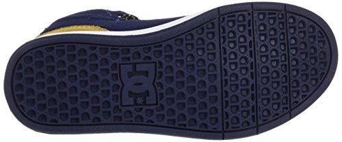 DC Universe Crisis Wnt, Sneakers basses garçon Blau (Navy/gold - Ngl)