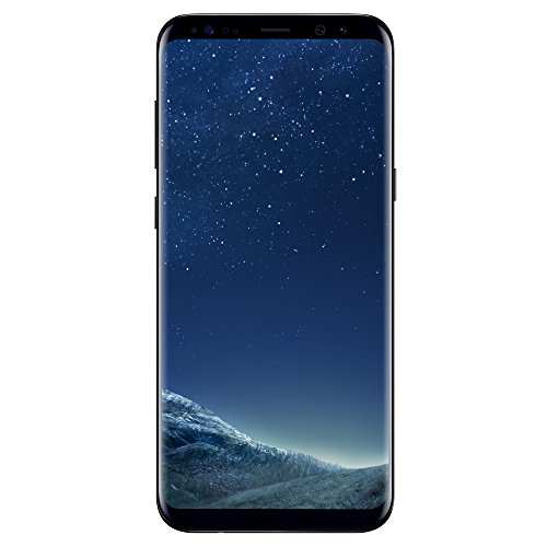 Samsung Galaxy S8+ Smartphone, 64 GB, Nero (Midnight Black) [Versione Italiana]