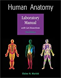 Human Anatomy Laboratory Manual with Cat Dissections (3rd Edition) by Elaine N. Marieb (2000-11-27)