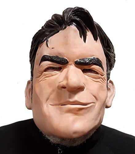 MW Charlie Sheen Maske