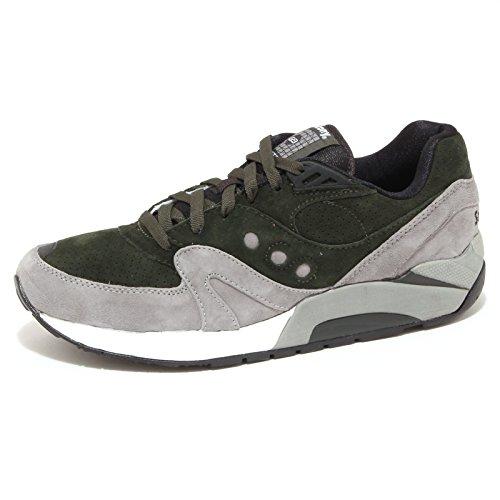 Baskets 6242p Hommes Saucony G9 Control Vert / Gris Chaussure Hommes Vert /  Gris