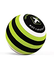 Trigger Point Performance Unisex's MB1 Foam Massage Ball-Lime/Black, 5cm / 2.6 Inch