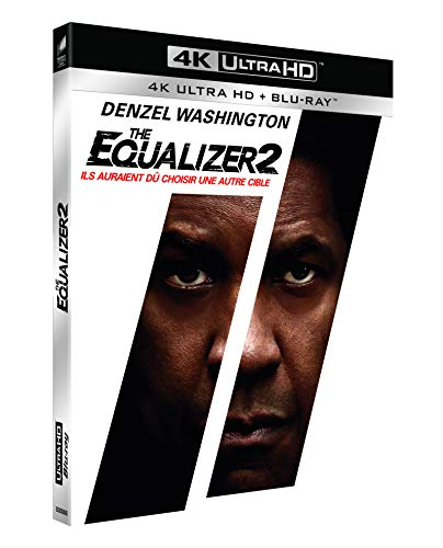 Equalizer 2 [4K Ultra HD + Blu-ray]