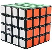 Moyu Aosu Cubo 4x4x4 Puzzle - Base Negra