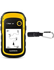 """Garmin eTrex 10 GPS Handheld Device - 2.2"""" Touch Display Battery Life up to 25 Hours"""