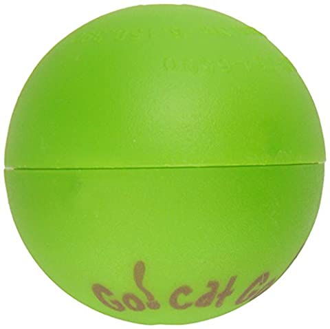 Our Pets Go Cat Go ZIG N ZAG Unpredictable Self Propelled Cat Toy Ball