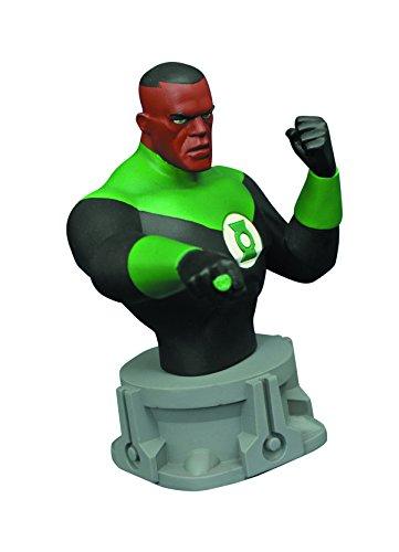 DC Comics sep162547JL animierten Serie Green Lantern Brustumfang (Justice League Watchtower)