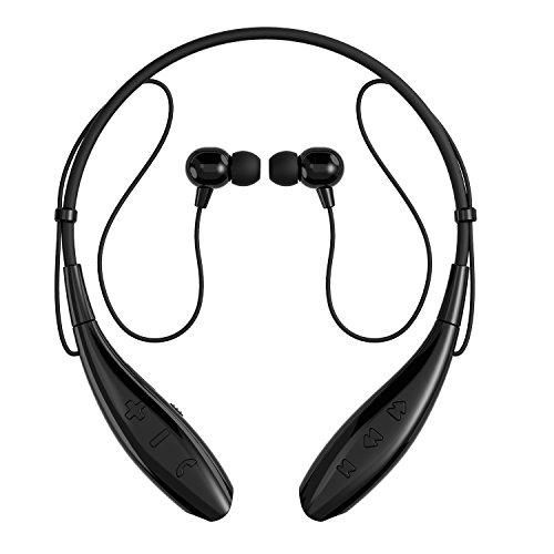 Soundpeats Universal Q800 Wireless Music A2dp Stereo Bluetooth Headphone (black)