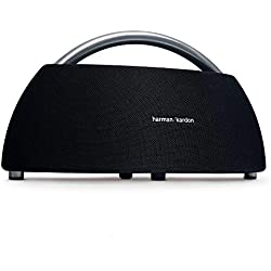 Harman Kardon GO + PLAY Enceinte Portable Bluetooth avec Batterie - Noir
