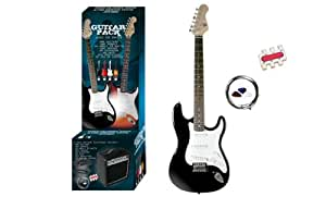 Mgm - 600500 - Ws Pack Guitare Electrique