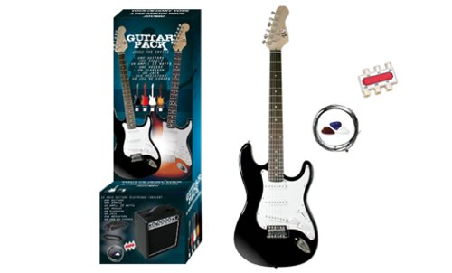 mgm 600500 ws pack guitare electrique guitar buy. Black Bedroom Furniture Sets. Home Design Ideas