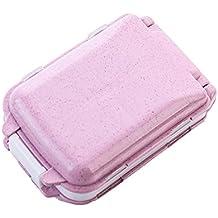 Caja de almacenamiento portátil de la caja de la píldora/bolsa de protección sellado de
