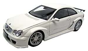 Kyosho - 8461W - Véhicule Miniature - Modèle À L'Échelle - Mercedes-Benz Clk Amg - Dtm - Coupe - Echelle 1/18