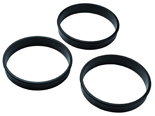 Matfer Bourgeat Exoglass Tart Rings, 2-1/3-Inch Matfer Bourgeat Ring