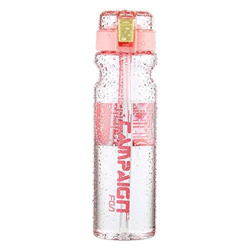 Sportschale Strohschale Kunststoffschale mit großer Kapazität Tritan-Material Tragbarer Außenkessel 700 ml, Pulver