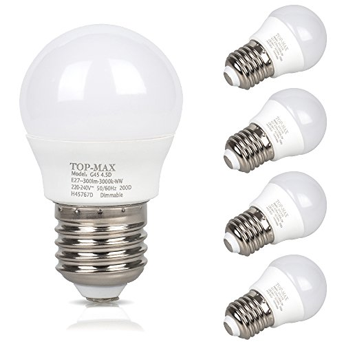 pack-of-4-globe-golf-ball-led-bulb-45w-e27-edison-screw-energy-saving-lamp-light-dimmable-3000k-warm